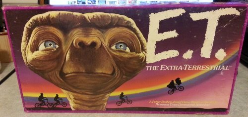 E.T. The Extra-Terrestrial Board Game