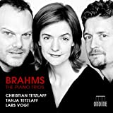 Brahms:The Piano Trios [Christian Tetzlaff; Tanja Tetzlaff; Lars Vogt] [ONDINE : ODE 1271-2D]
