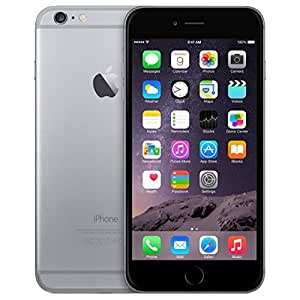Apple iPhone 6+ 128GB - Sprint Space Gray (A1524)