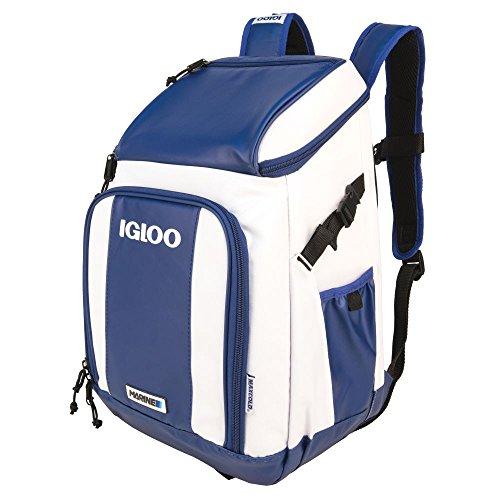 Igloo Marine Backpack-White/Navy, White by Igloo