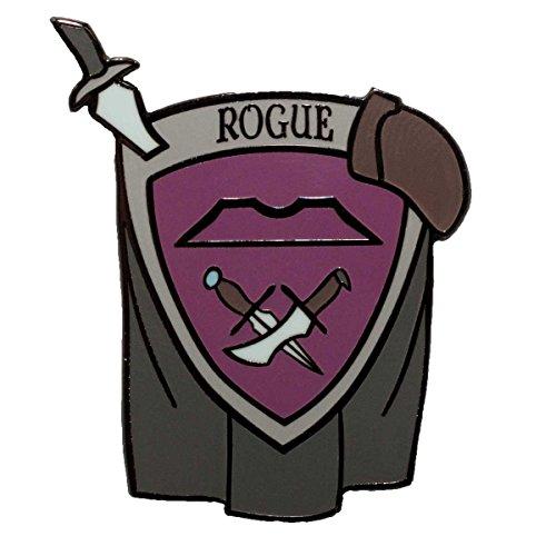 Dark Spark Decals Rogue Class Shield - 1.5