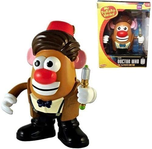Doctor Who Eleventh Doctor Mr. Potato Head by Underground Toys TOY ...