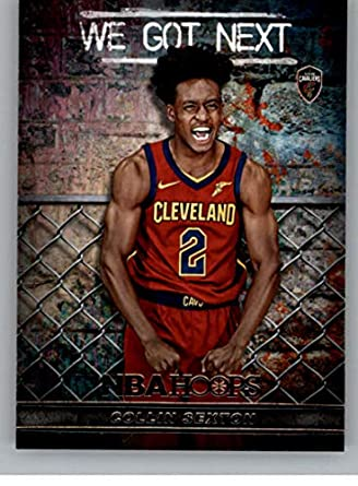 2efb49750 2018-19 NBA Hoops We Got Next  8 Collin Sexton Cleveland Cavaliers Official  Trading