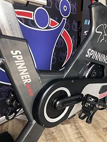 Star Trac - Bicicleta de interior con cuchilla giratoria: Amazon ...