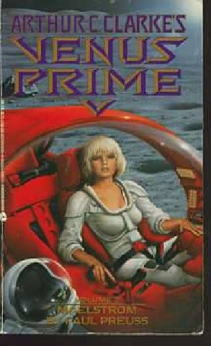 Maelstrom (Arthur C. Clarke's Venus Prime) ebook