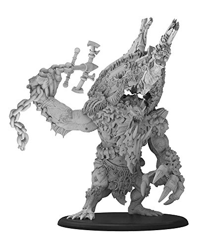 Hordes: Trollblood Sea King Gargantuan Warbeast (Resin and White Metal)