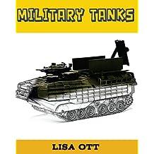 Military Tanks (Coloring Book)