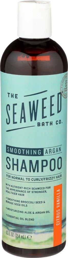 The Seaweed Bath Co Argan Smoothing Shampoo, Citrus 12 Ounce The Seaweed Bath Co. 700-120-SHCT