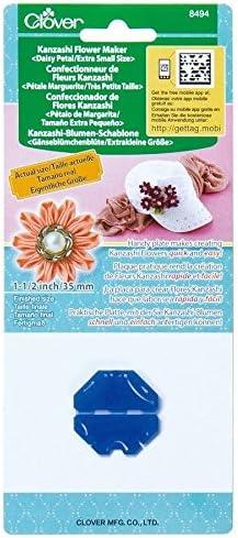 1x Kanzashi Flower Maker Daisy Extra Small Sewing Craft Tool Hobby Art