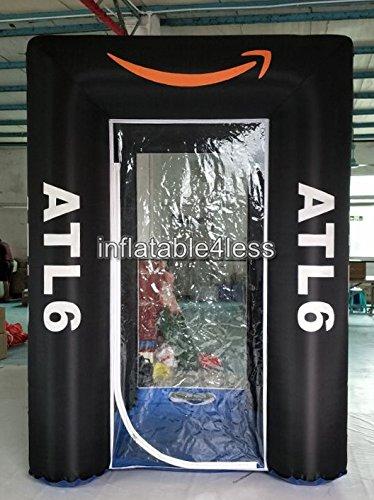 Amazon.com: inflatable4less 9 ft hinchable el dinero ...