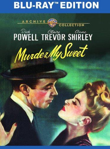 Murder, My Sweet [Blu-ray]