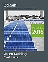 RSMeans Green Building Cost Data 2016