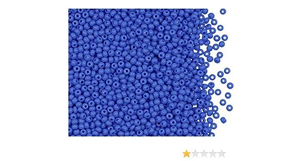 12 Kilo #30030 Preciosa Seed Beads 60 Round Rocailles 30030 Transparent Blue Light Sapphire 10gram 25gram 50gram