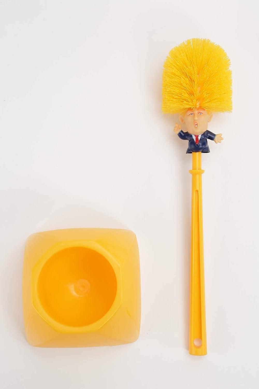 Donald Trump Toilettenpapierrollen Lustiger Reiniger f/ür die Tiefenreinigung des Badezimmers Machen Sie Ihre Toilette Wieder gro/ßartig Halter Trump Toilettenb/ürste