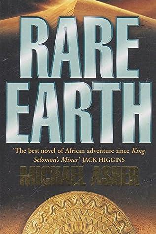 book cover of Rare Earth