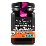 Wedderspoon Raw Manuka Honey KFactor 16
