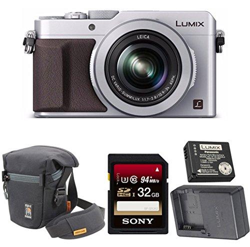 Panasonic LUMIX LX100 4K with Leica Lens  + OEM Panasonic DM