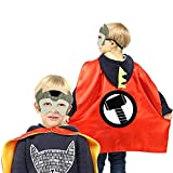 ROKO Superhero Capes for Kids Cool Halloween