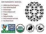 Organic C60 Olive Oil 100ml - 99.95% Carbon 60