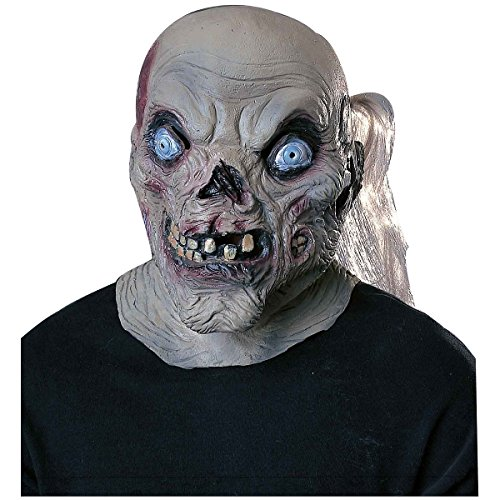 Super Deluxe Crypt Keeper Mask Costume -