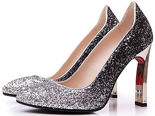 women stiletto high heel shoes party spring platform Zapatos Mujer footwear fashion heeled pumps heels shoes P17487
