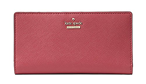 Kate Spade Cameron Street Stacy Wallet (Cinnabar) by Kate Spade New York