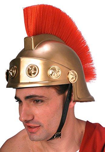 Rubie's Costume Co Men's Deluxe Roman Centurion Helmet, Multi, One Size