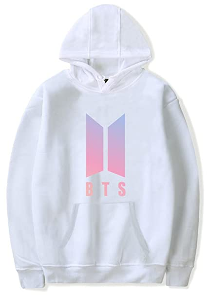SERAPHY Mujer BTS Sudaderas con Capucha Hoodies BTS Love Yourself Her Fashion KPOP Sweatshirt Suga Jin Jimin Jung Kook J-Hope Rap-Monster V: Amazon.es: Ropa ...