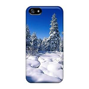 MeSusges TAknUvJ6156VoaMb Case Cover Iphone 5/5s Protective Case Winter