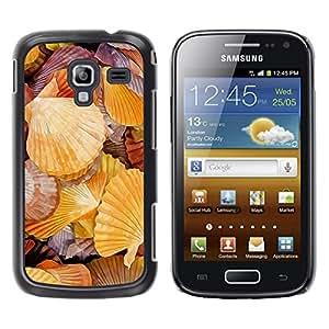 Be Good Phone Accessory // Dura Cáscara cubierta Protectora Caso Carcasa Funda de Protección para Samsung Galaxy Ace 2 I8160 Ace II X S7560M // rakushki more bereg rakovina