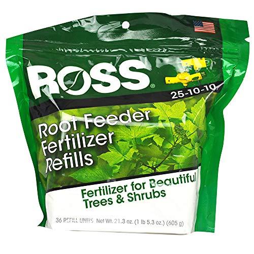 Ross 14636 Root Feeder Refills 36pk, 36 Count