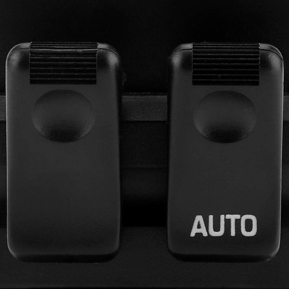 Finestra Pulsantiera per Auto Interruttore Alzacristalli Lato Operatore Interruttore di Comando Pannello Anteriore Sinistro