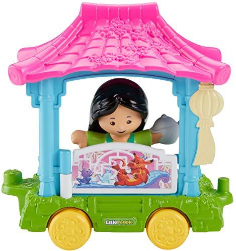 Fisher-Price Little People Disney Princess Parade, Mulan (Fisher Price Disney Little People)