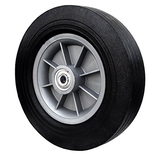 Complete Solid Axle (Flat Free Tire 10