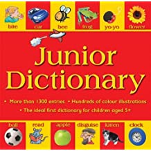 Junior Dictionary by Cindy Leaney (2004-03-01)