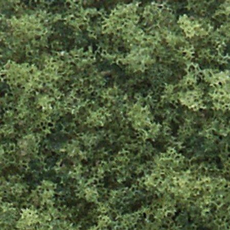 (Woodland Scenics Coarse Turf Shaker, Medium Green/50 cu.)
