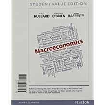Amazon r glenn hubbard macroeconomics economics books macroeconomics student value edition plus new myeconlab with pearson etext access card package 2nd edition fandeluxe Choice Image