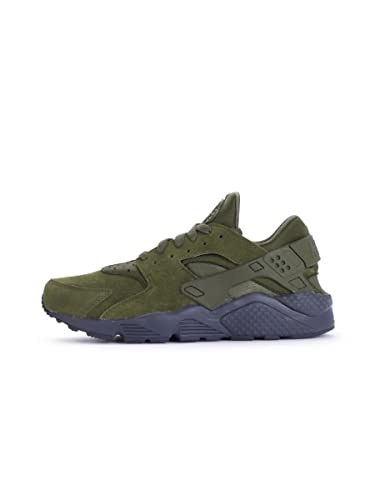 pretty nice a1f94 182f4 Nike Men Air Huarache Run Se (Legion Green Legion Green-Anthracite) Size