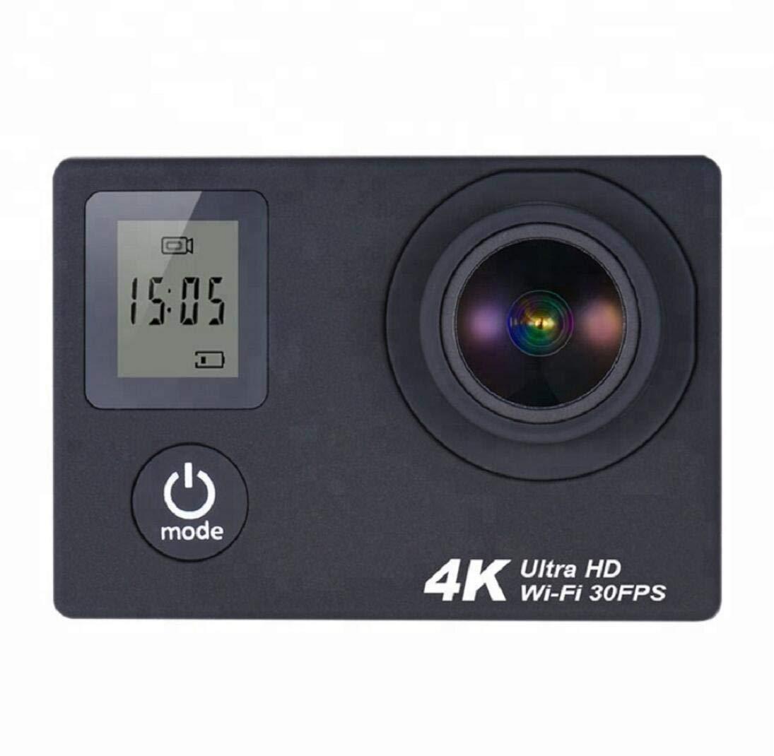 4 Karat 30FPS 2,0 Zoll Dual Screen 170 Grad Weitwinkel 16MP Wifi Im Freien Wasserdichte Action Kamera Unterwasser Sport Kamera