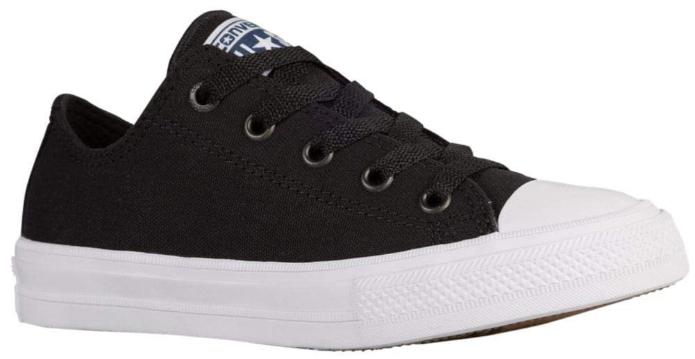 3bcf74867c00 Galleon - Converse Kids  Chuck Taylor All Star II OX Sneakers  Shoes-Black White-3.5