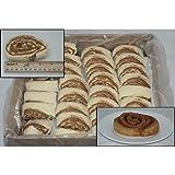 General Mills Pillsbury Plus Unbaked Classic Cinnamon Roll Dough, 4.5 Ounce - 90 per case.