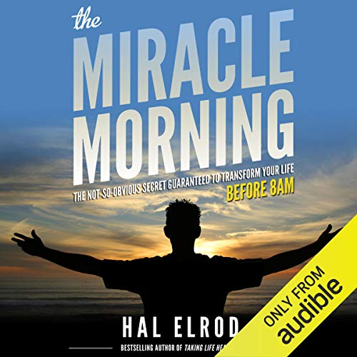 The Miracle Morning: The Not-So-Obvious Secret Guaranteed to Transform Your Life - Before - Jumps Clock Alarm