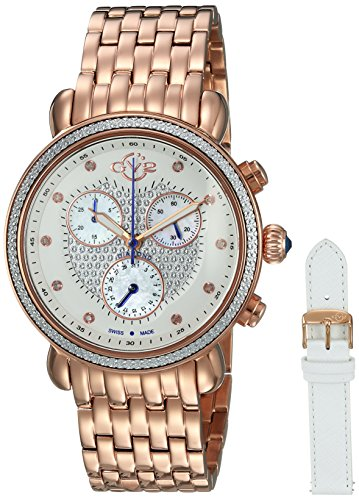GV2-by-Gevril-Womens-Marsala-Swiss-Quartz-Stainless-Steel-Casual-Watch-ColorRose-Gold-Toned-Model-9881