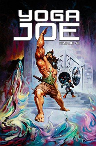 Yoga Joe #1 Comic Book
