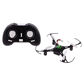 Jjrc H8 Mini Drone Headless Modo Drones 6 Ejes - Negro: Amazon.es ...