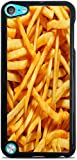 ipod touch 5 french fries cases - French Fries Black Hardshell Case for iPod Touch 5G by Debbie's Designs