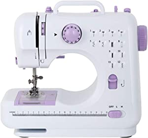 Portable Sewing Machine Mini Electric Household Crafting Mending Sewing Machines