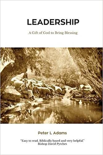 Book Leadership: A Gift of God to bring Blessing