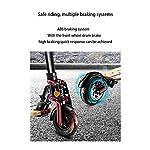 ACDRX-E-ScooterScooter-ElettricoMonopattino-Adulti8-Pollici-Ruote3-modalit-di-velocitPortata-Massima-30-40-Chilometrivelocit-Fino-A-25-KmHcapacit-Massima-150-kg