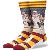 Stance Cleveland Cavaliers 'LBJ' LeBron James NBA Socken